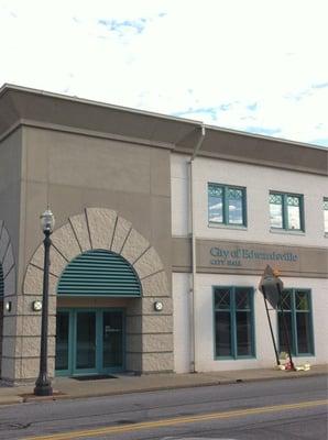 Edwardsville City Hall - Town Hall - 118 Hillsboro