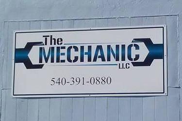 The Mechanic: 1230 Roanoke St, Christiansburg, VA