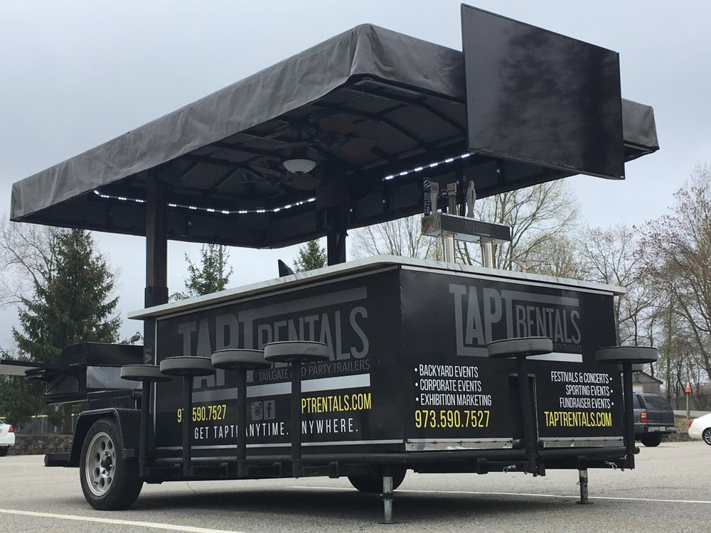 Tailgate & Party Trailers