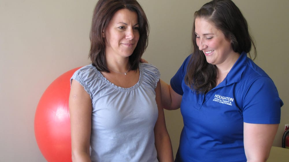 Houghton Physical Therapy: 80 Park St, Attleboro, MA