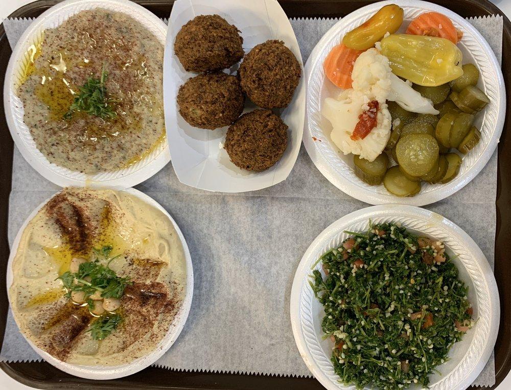 ZamZamz Mediterranean Grill