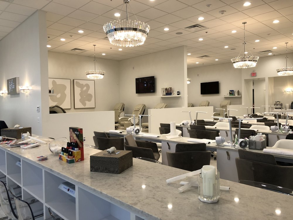 Bliss Nails and Spa: 1985 S Telegraph Rd, Bloomfield Hills, MI