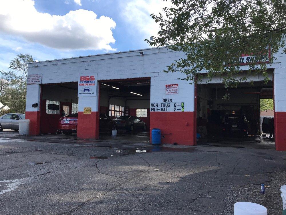B & S Carwash: 14600 Chicago Rd, Dolton, IL