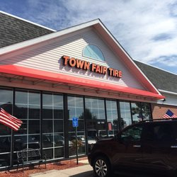 Photo Of Town Fair Tire Middletown Ri United States