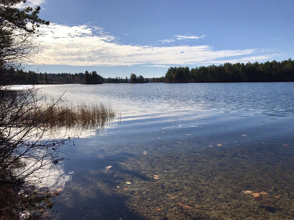 Range Ponds State Park: 26 State Park Rd, Poland, ME