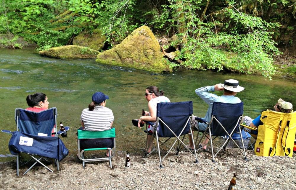 Panther Creek Campground: Carson, WA