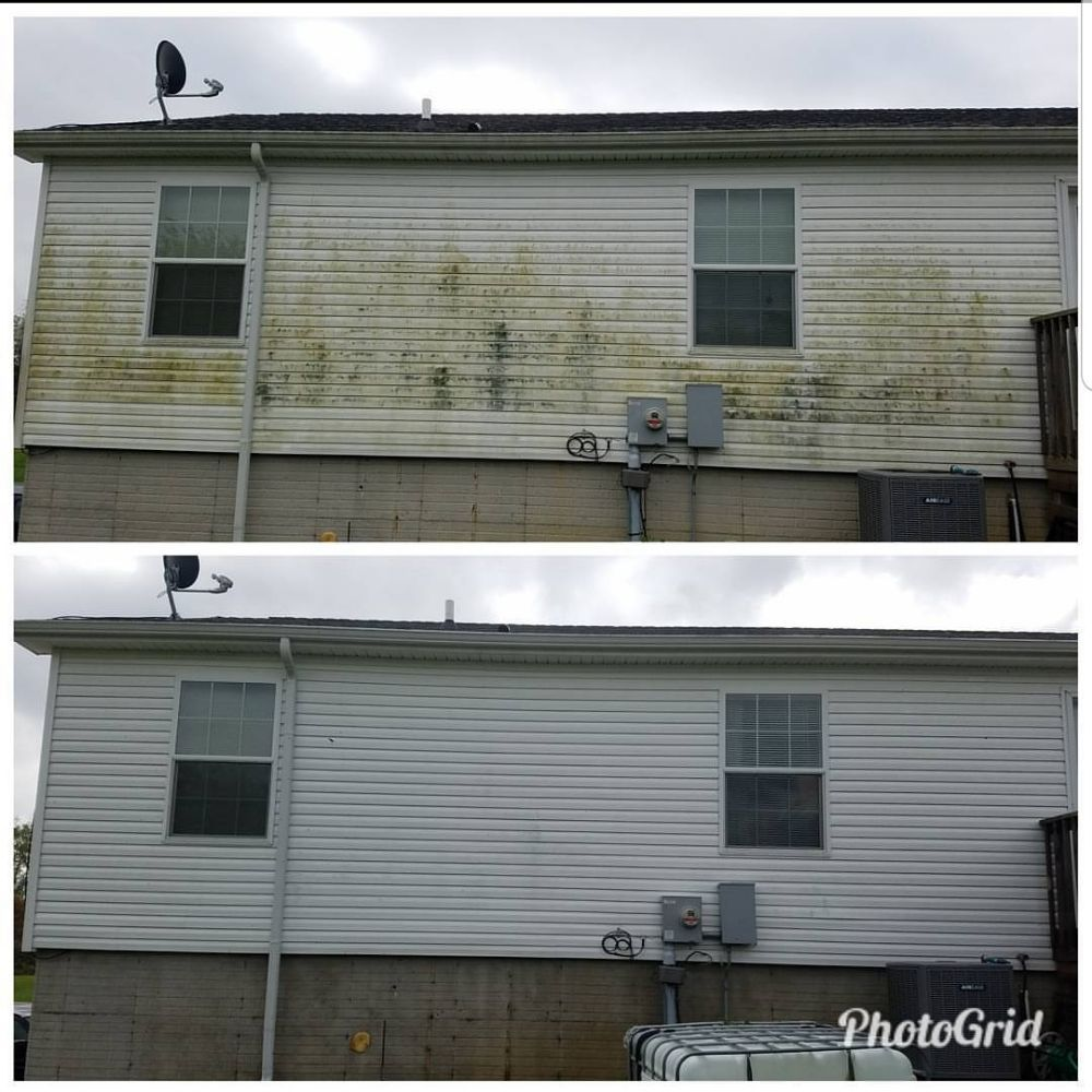 Shack's Mobile Detailing & Pressure Washing: 1380 Londondale Pkwy, Newark, OH
