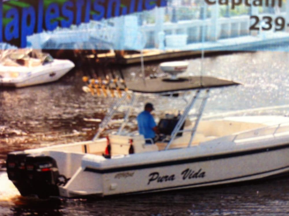 Deep sea fishing in naples fishing 1475 osprey ave for Deep sea fishing naples fl