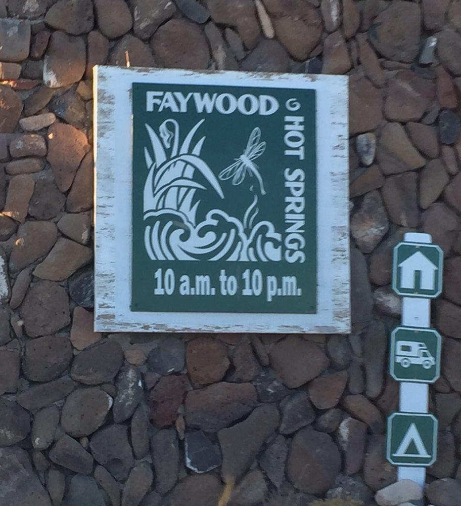 Faywood Hot Springs: 165 Hwy 61, Faywood, NM