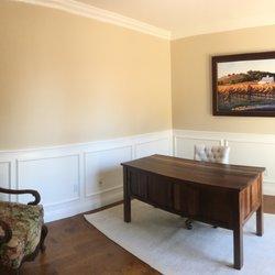Photo Of Hahnco Interior Moulding   Santa Clarita, CA, United States.  Office Wainscot