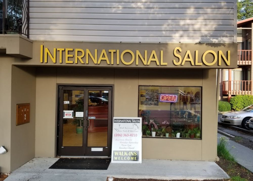 International salon 23 beitr ge friseur 12050 15th for Salon seattle