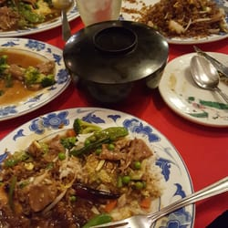 Photo Of The Great Wall Restaurant Rockford Il United States Food
