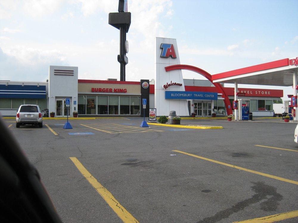 TA Travel Center: 975 Hwy 173, Bloomsbury, NJ