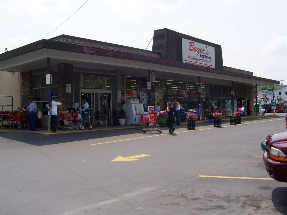 Boyers Food Markets - Dagligvarer