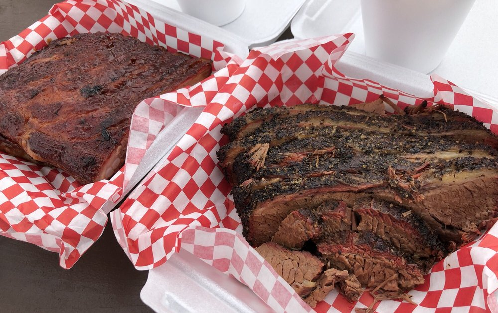 Oregon Barbecue: 744 Old Salem Rd NE, Albany, OR
