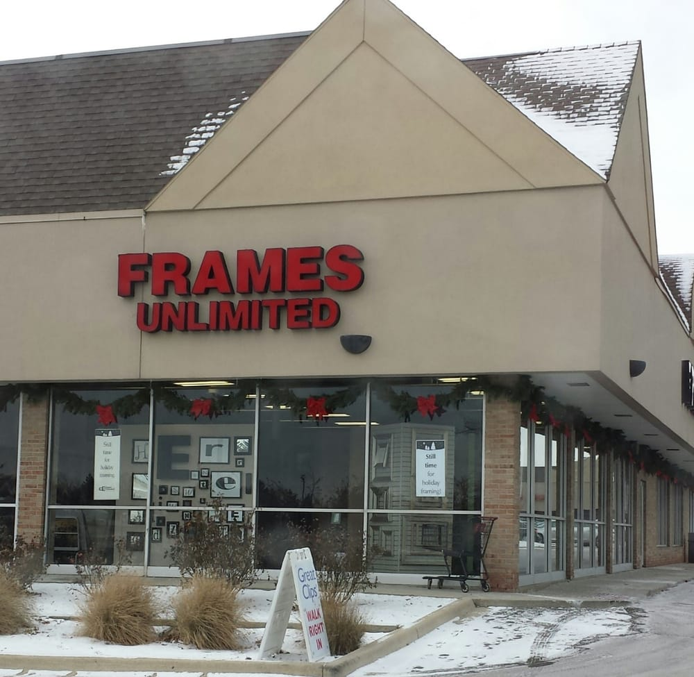 Frames Unlimited - Art Galleries - 251 N Maple Rd, Ann Arbor, MI ...
