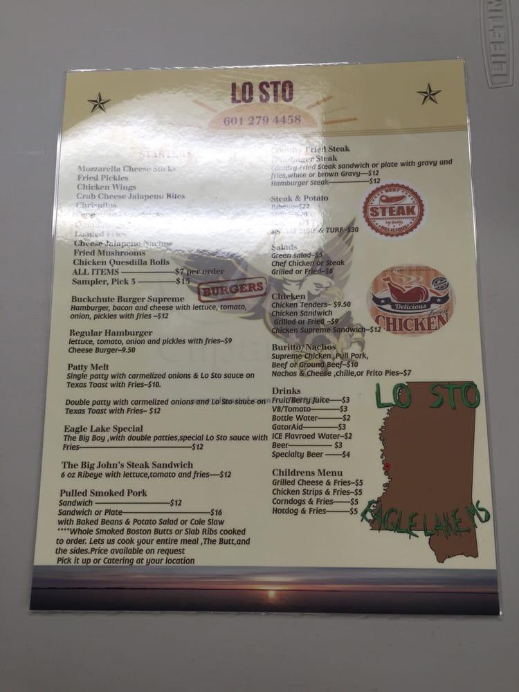 Lo Sto Grocery: 176 Lo Sto Rd, Vicksburg, MS