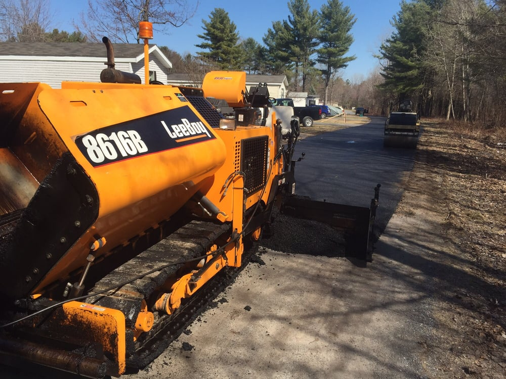 DD Paving: 209 Crow Hill Rd, Indian Lake, NY