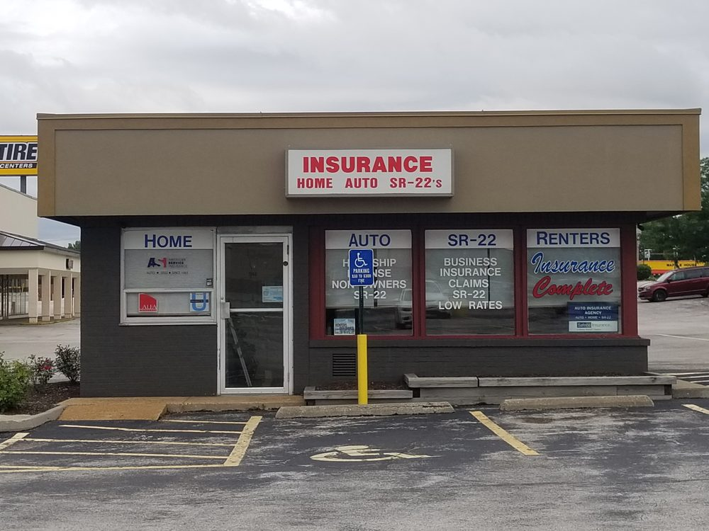 Insurance Complete Agency: 548 N Hwy 67, Florissant, MO