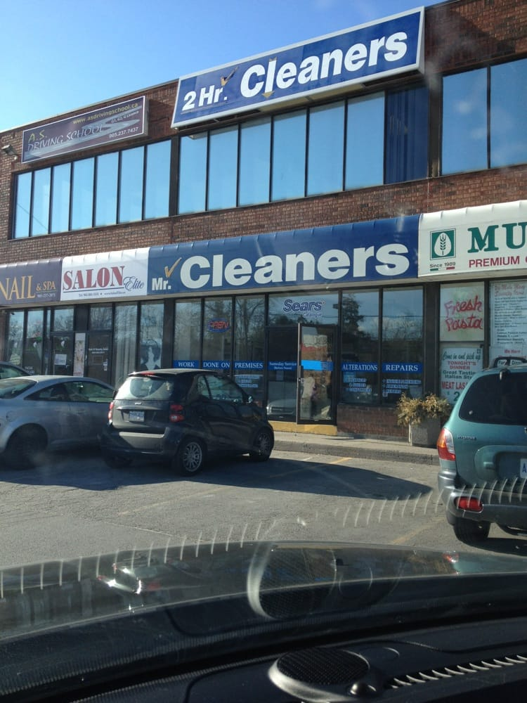Mr Cleaners