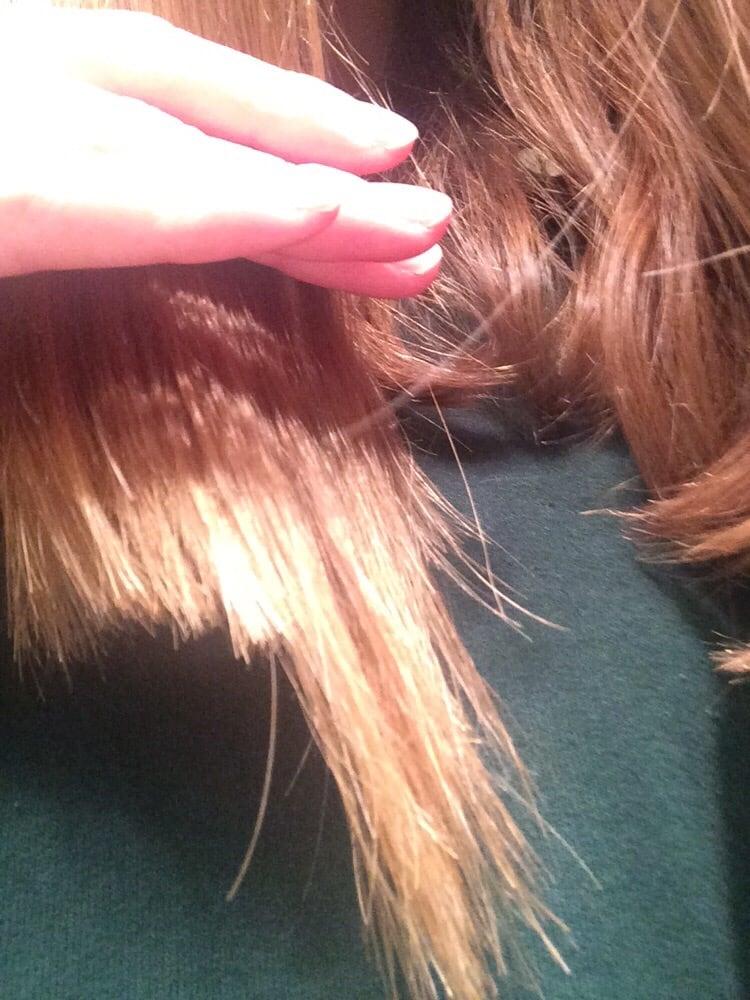 Worst haircut ever. - Yelp