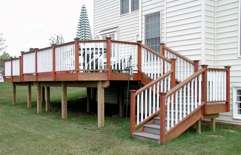 A1 Quality Decks: 2550 Village Rd, Langhorne, PA