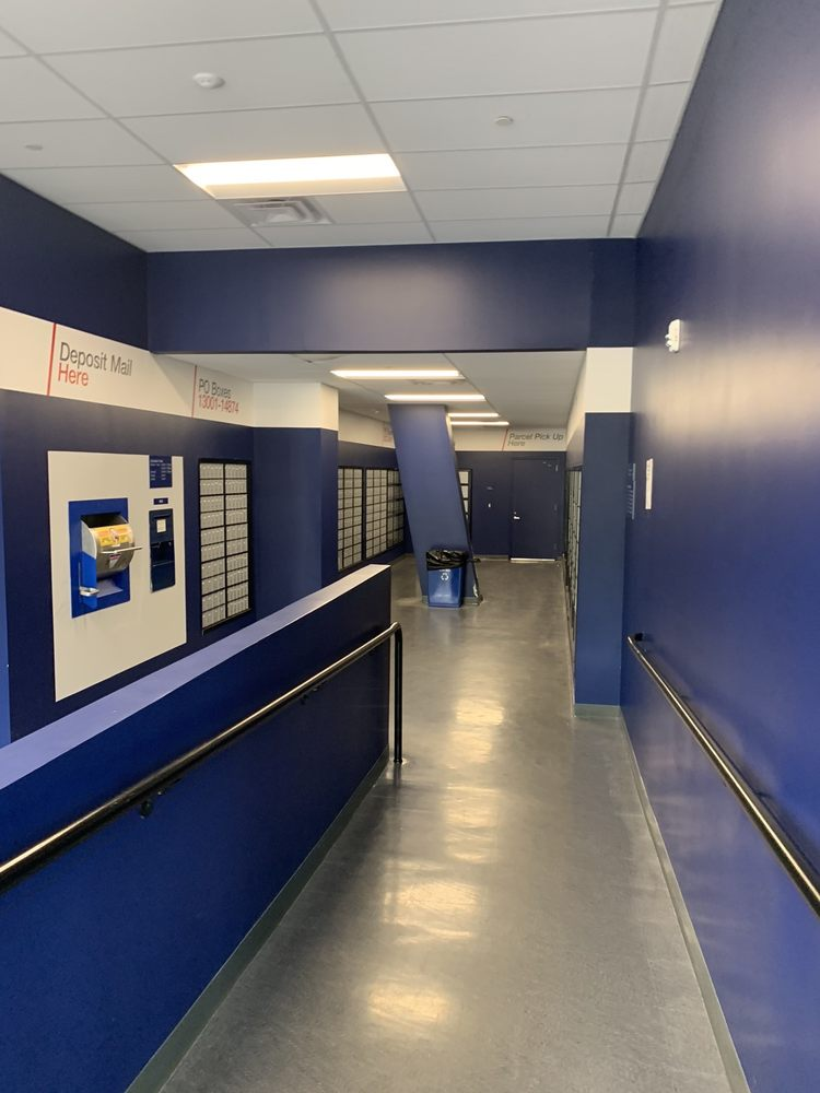 Us Post Office - Silver Spring: 940 Thayer Ave, Silver Spring, MD