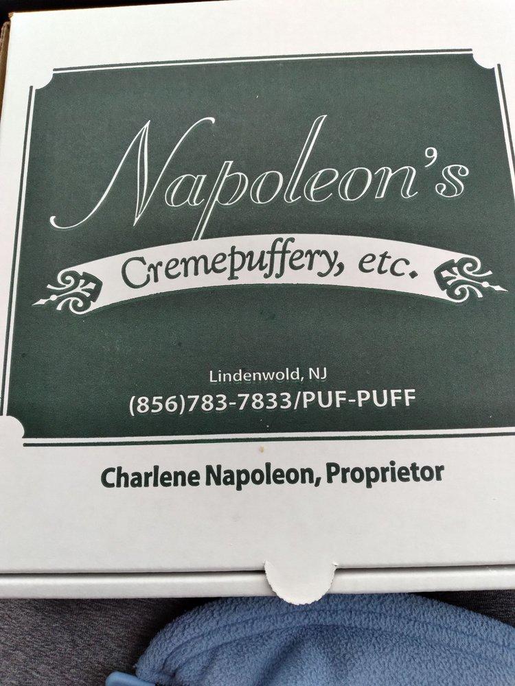 Napoleon's Cremepuffery: 947 E Gibbsboro Rd, Lindenwold, NJ