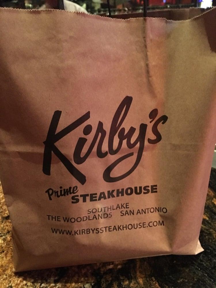 Kirby's steakhouse coupons san antonio