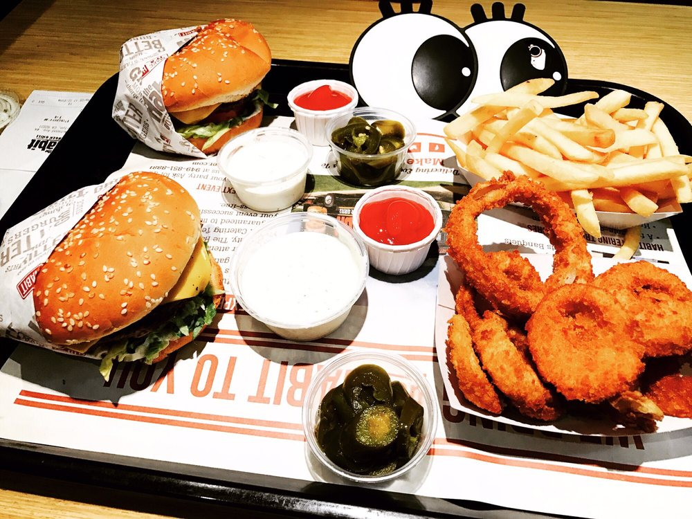 The Habit Burger Grill: 2720 Nutwood Ave, Fullerton, CA