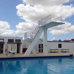 Le piscine municipale andr couraud swimming pools rue for Piscine municipale