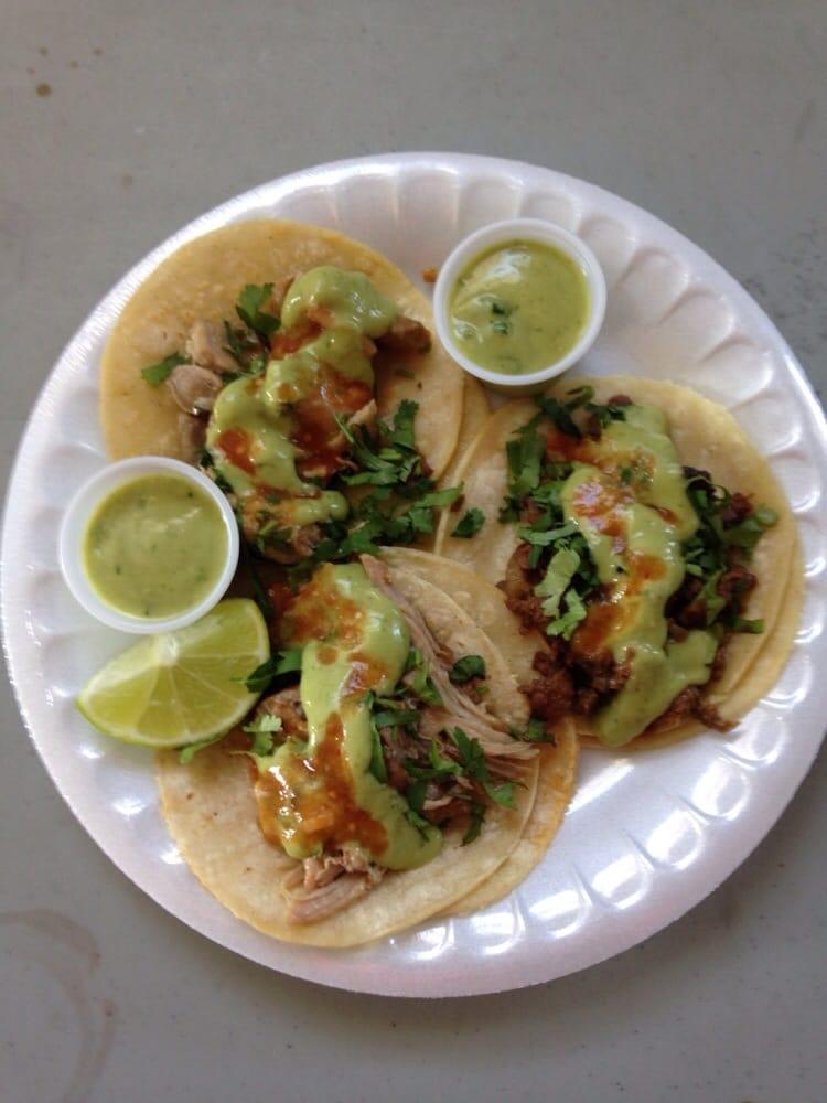 Mexican Food Cart Beaverton