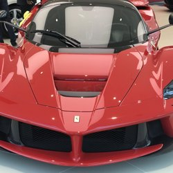 Ferrari dealership utah