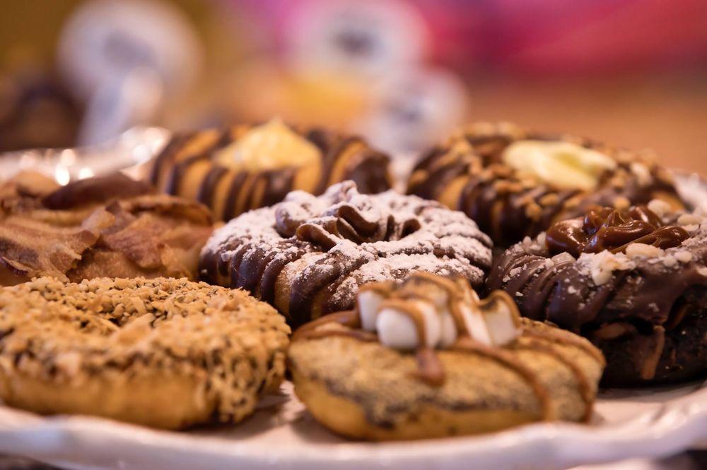 Main Street Donuts: 705 Main St, Belmar, NJ
