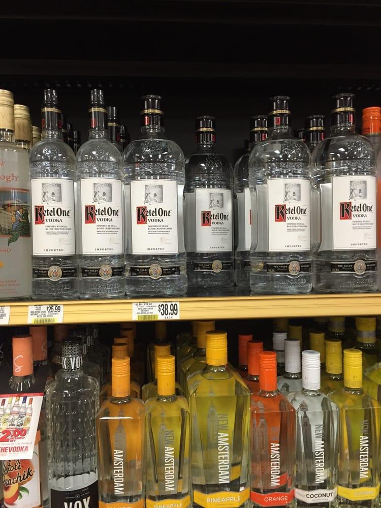 Publix Liquor New Smyrna Beach