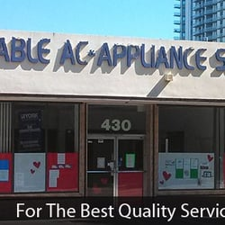 Aaa Able Appliance Service Amp Sales Appliances Amp Repair