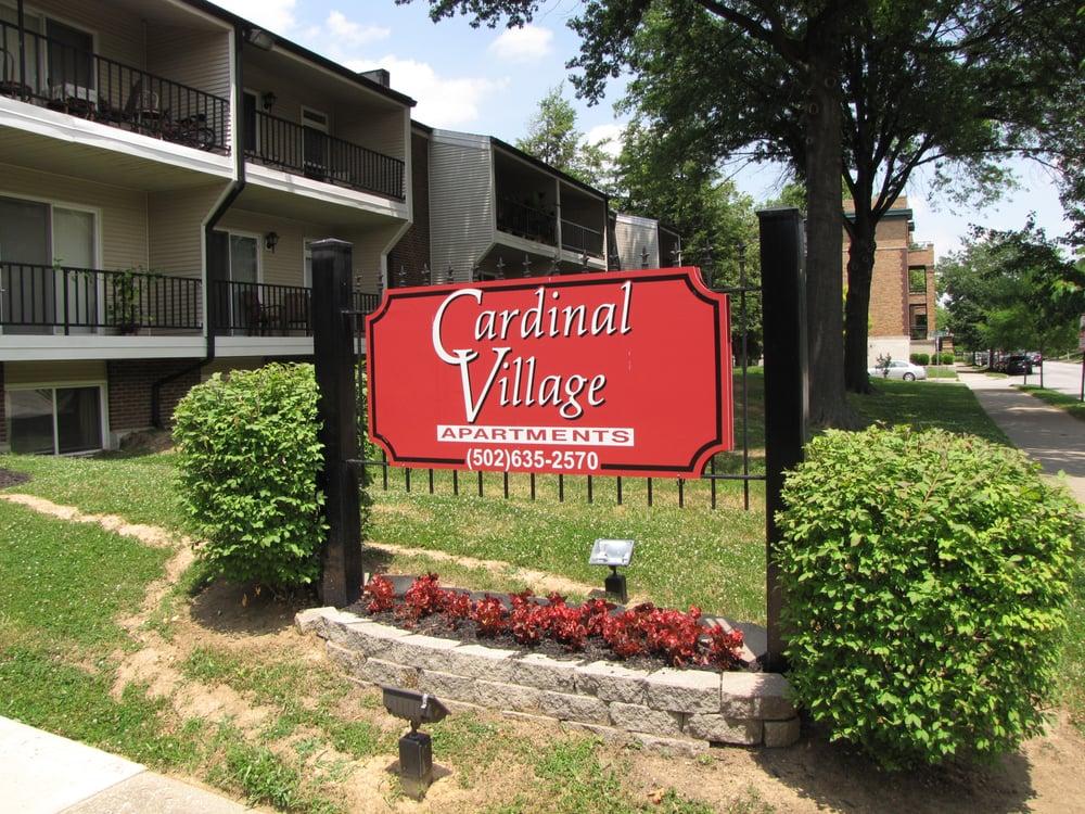 Cardinal Village Apartments Louisville Ky