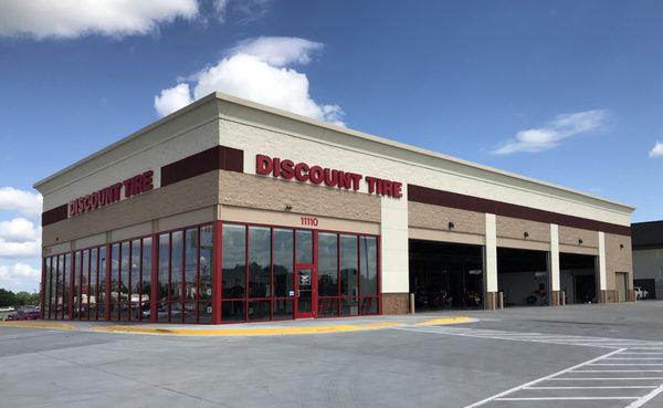 Discount Tire Tulsa >> Discount Tire 11110 E 41st St Tulsa Ok Tire Dealers Mapquest