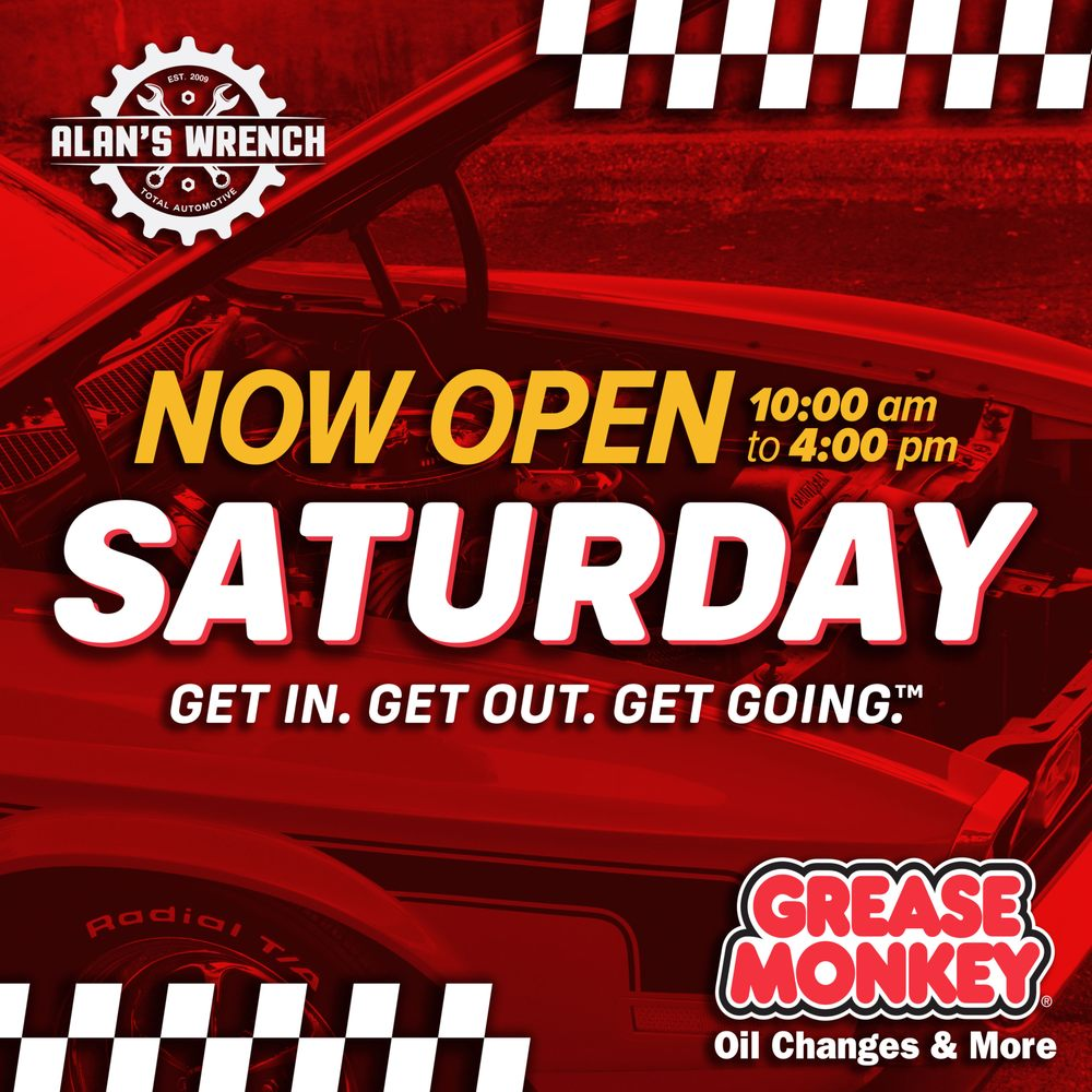 Grease Monkey: 3907 W FM 2147, Cottonwood Shores, TX