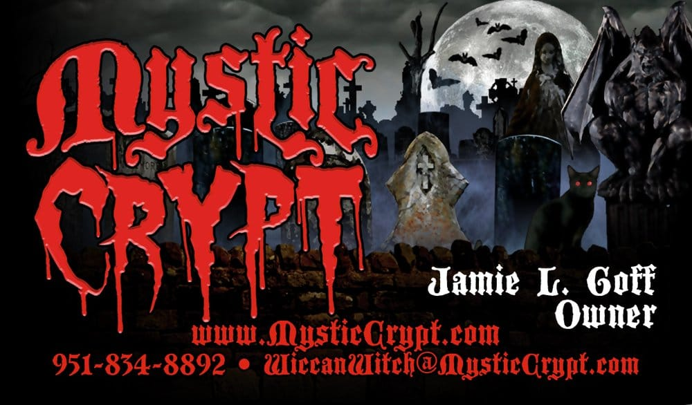 Mystic Crypt