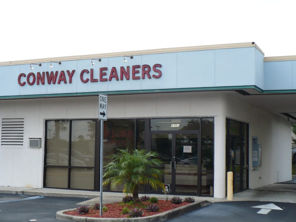 Conway Cleaners And Shirt Laundry