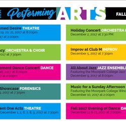 Moorpark College Performing Arts Center Performing Arts 7075