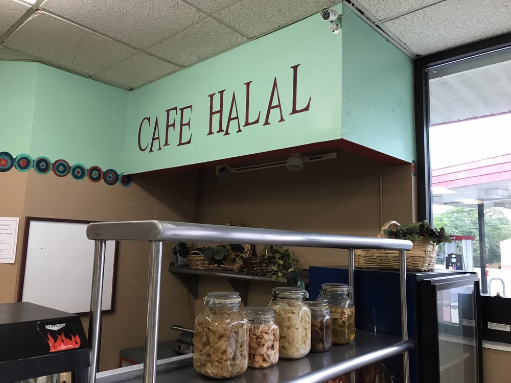 Gas Plus, Arabic Indian Food