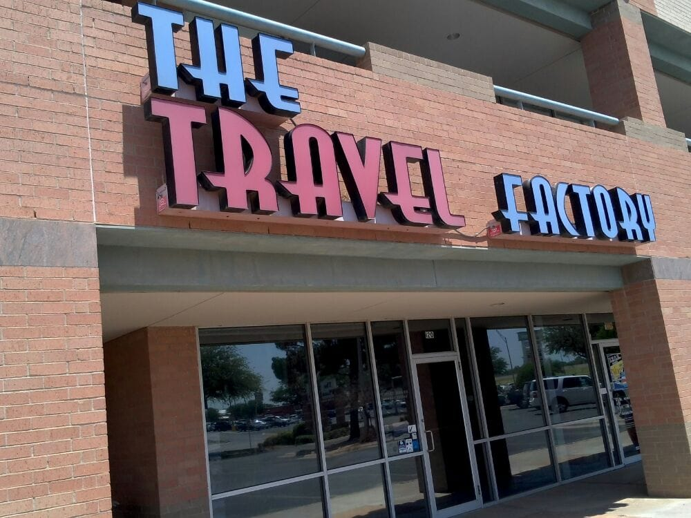 Travel Factory the: 4150 Southwest Dr, Abilene, TX