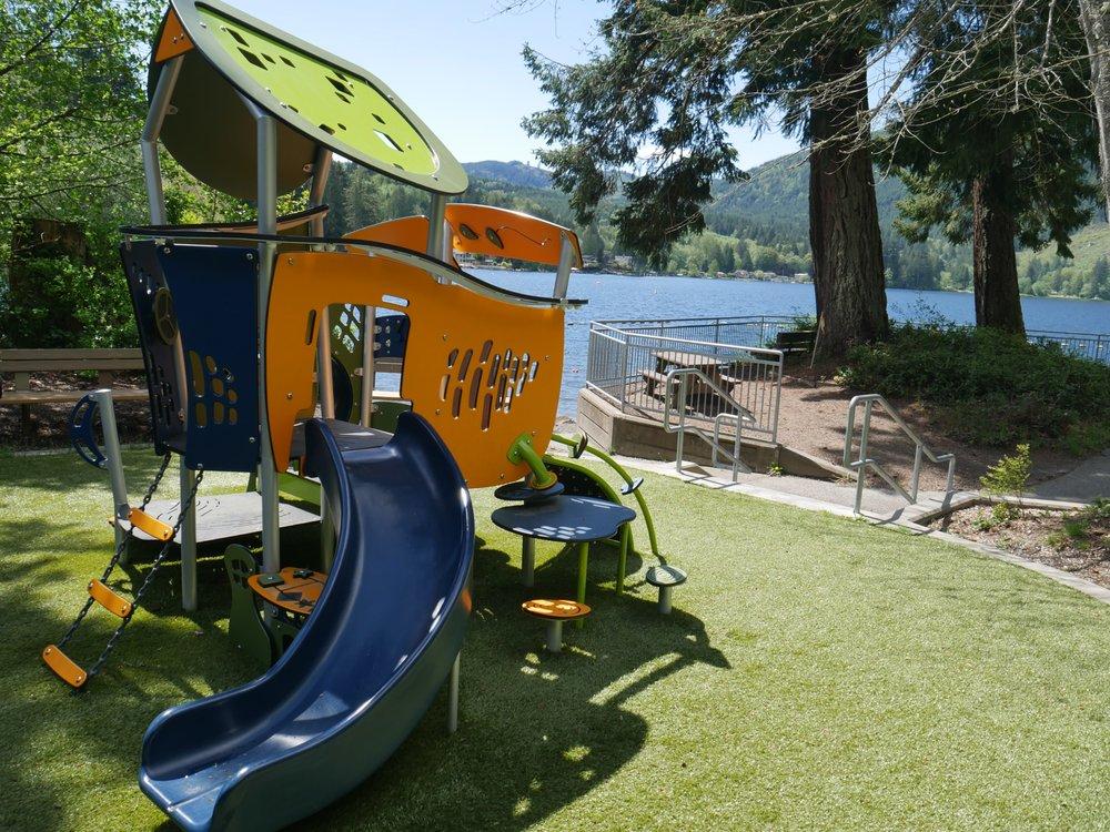 Samish Park: 673 N Lake Samish Dr, Bellingham, WA
