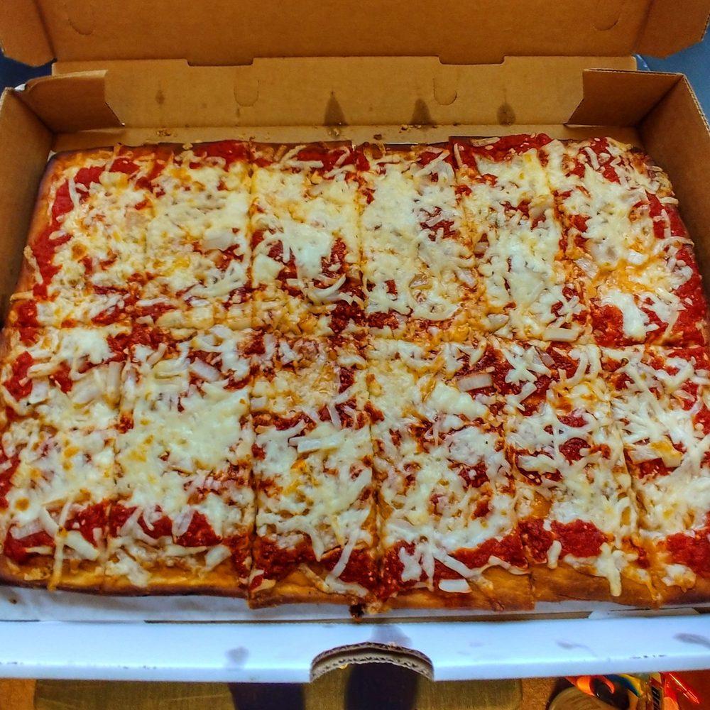 Florio's Pizza: 107 W Carey St, Wilkes Barre, PA