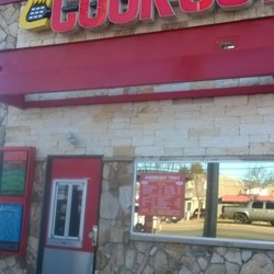 Cookout in anderson sc
