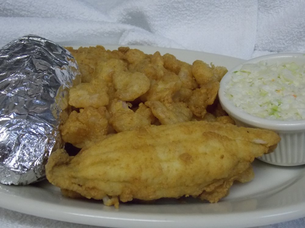 Photo Of Captain S Galley Seafood Restaurant Hickory Nc United States Fish And