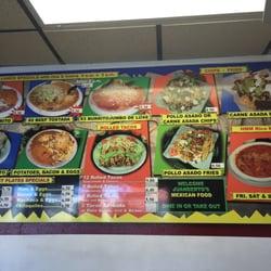 Juan Bertos Mexican Food