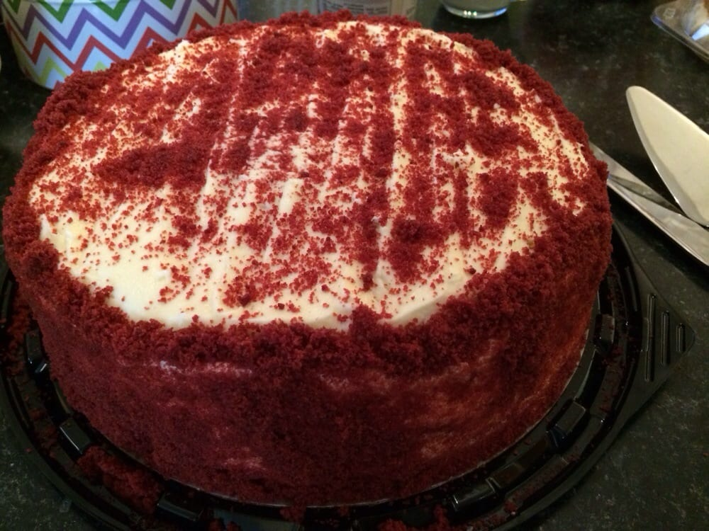 Costco Red Velvet Cake Nutrition